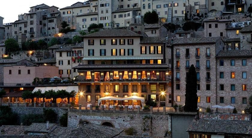 Hotel Giotto Assisi Umbria Italy
