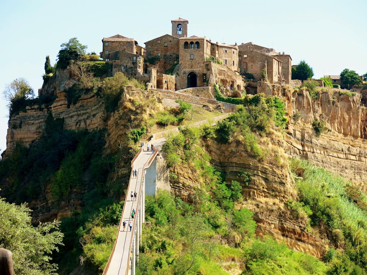 Civita di Bagnoregio Italy | One of the Top Day Trips from Rome