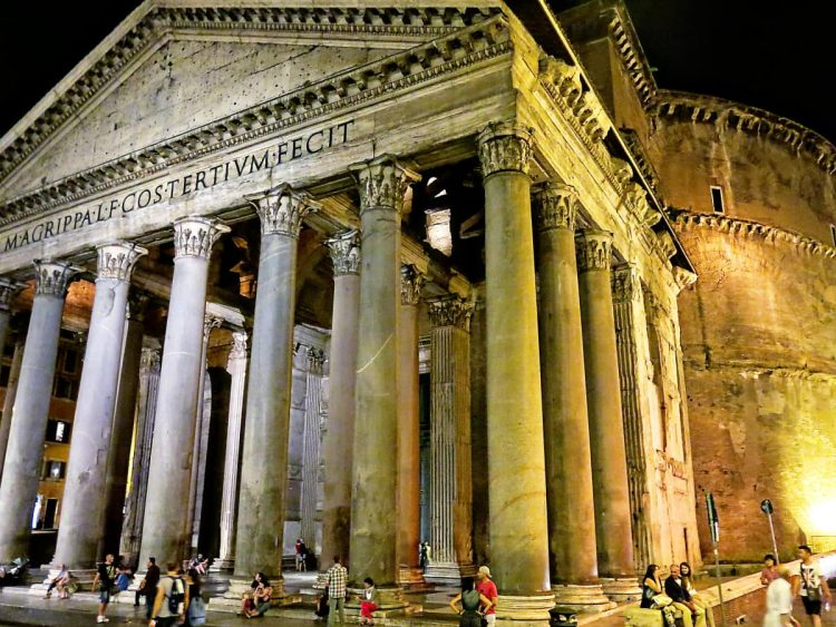 Rome with Kids - Pantheon