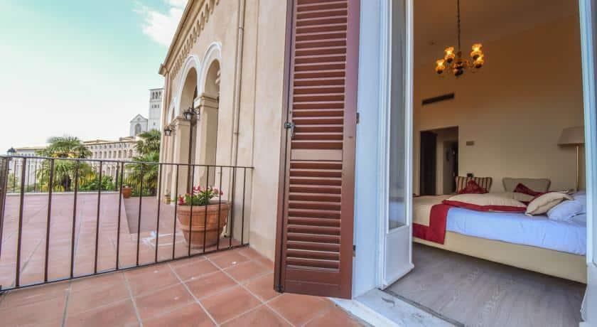 Hotel Subasio Assisi