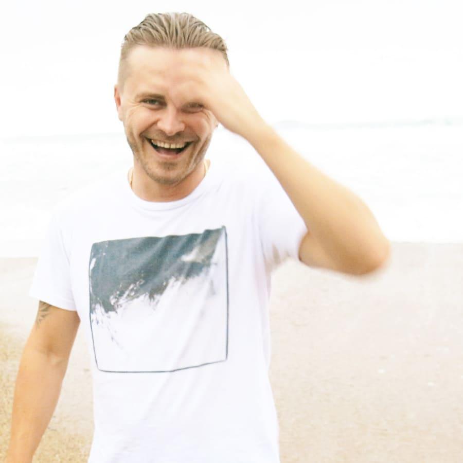 Andrzej Ejmont co-founder of Wanderlust Storytellers