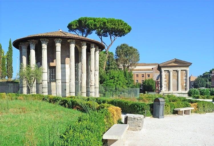 Rome in 2 Days - Piazza della Bocca della Verità