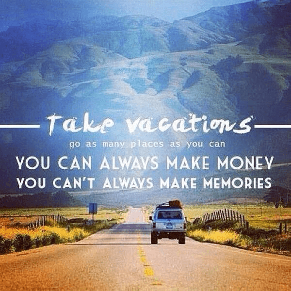 Take-vacations