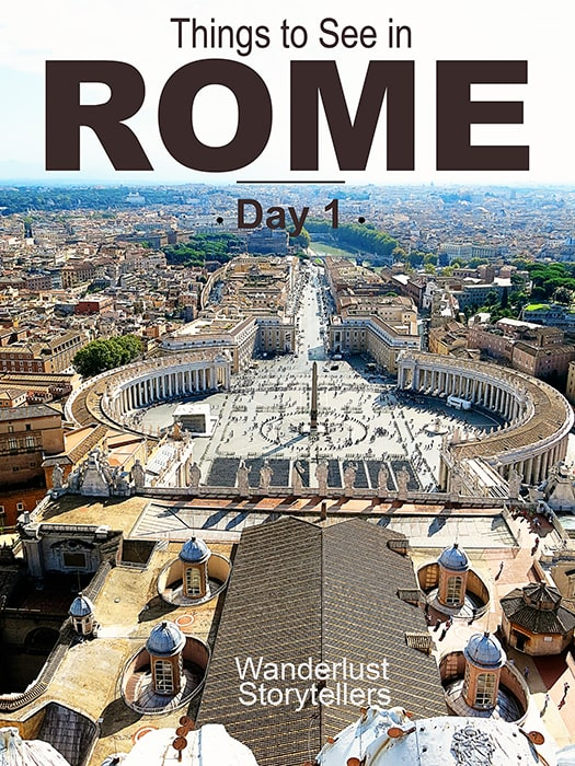 Things to See in Rome - Vatican City and Walks of Italy Tour