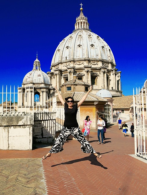 Things to See in Rome - St Peter's Basilica