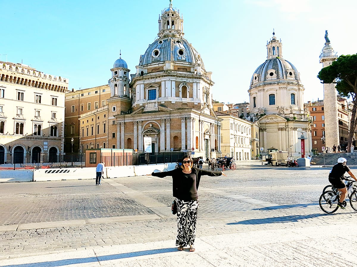 Things to See in Rome Streets