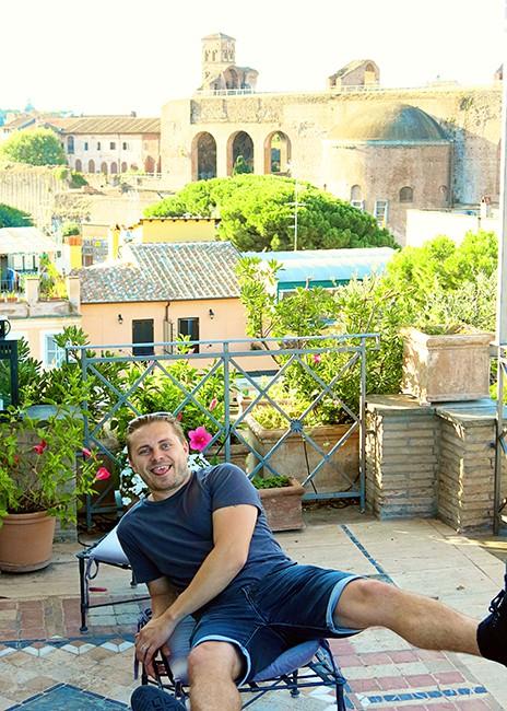 Vatican City & Walks Of Italy Tour
