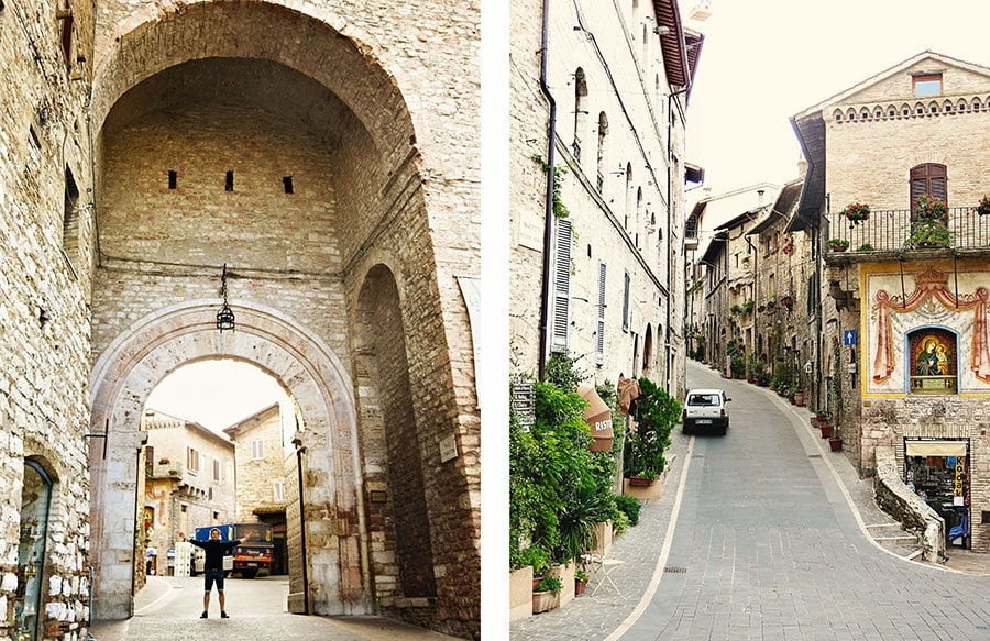 Visit Assisi Italy