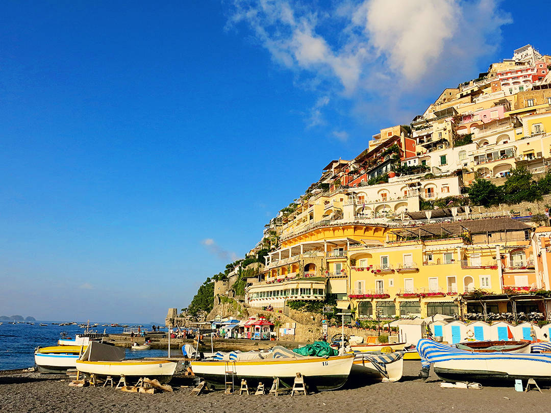 Amalfi Coast Towns to Visit | Amalfi Coast Positano | Italy