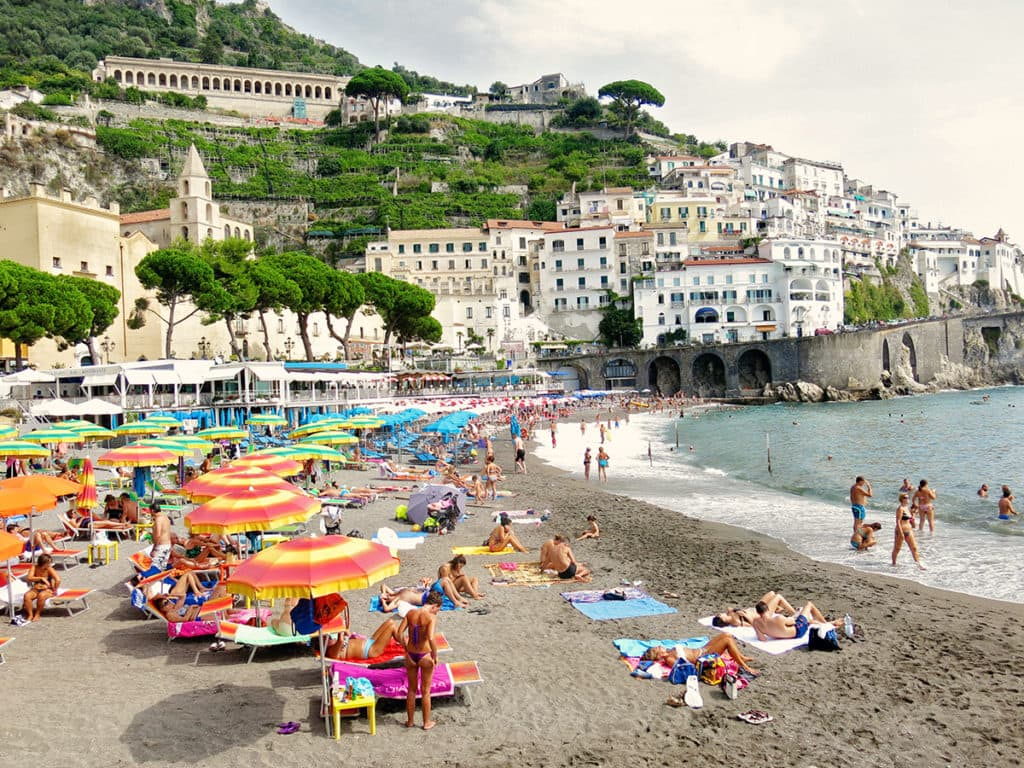 Amalfi Town Best Italian Seaside Towns