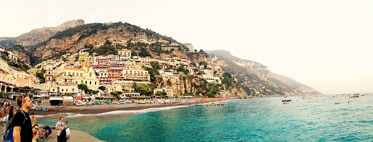 Best Beaches in Positano Italy