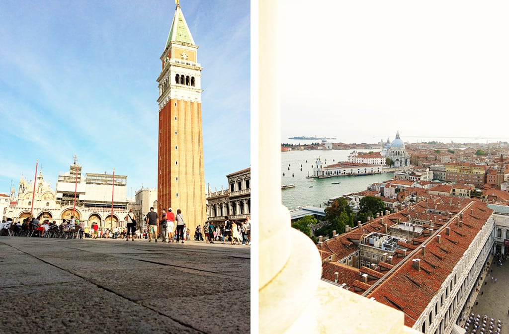 Attractions in Venice - San Marco Campanile