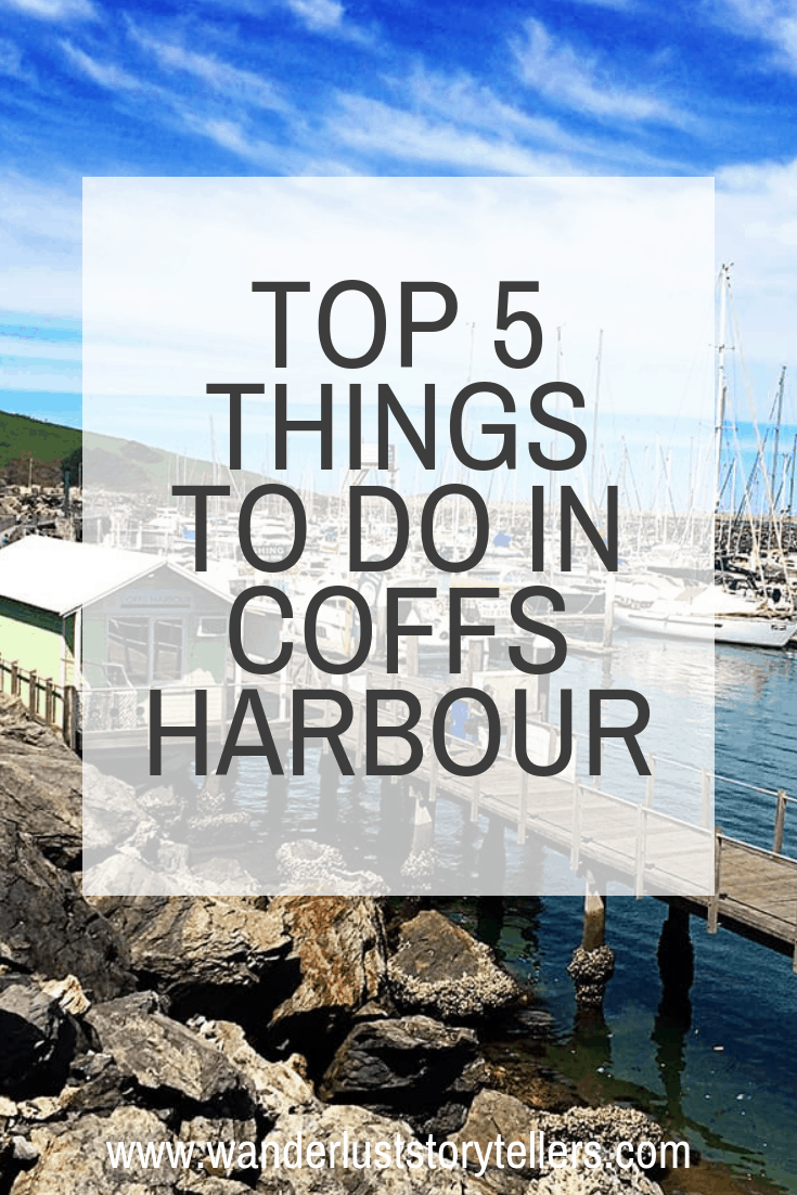 Things to do in Coffs Harbour NSW Australia