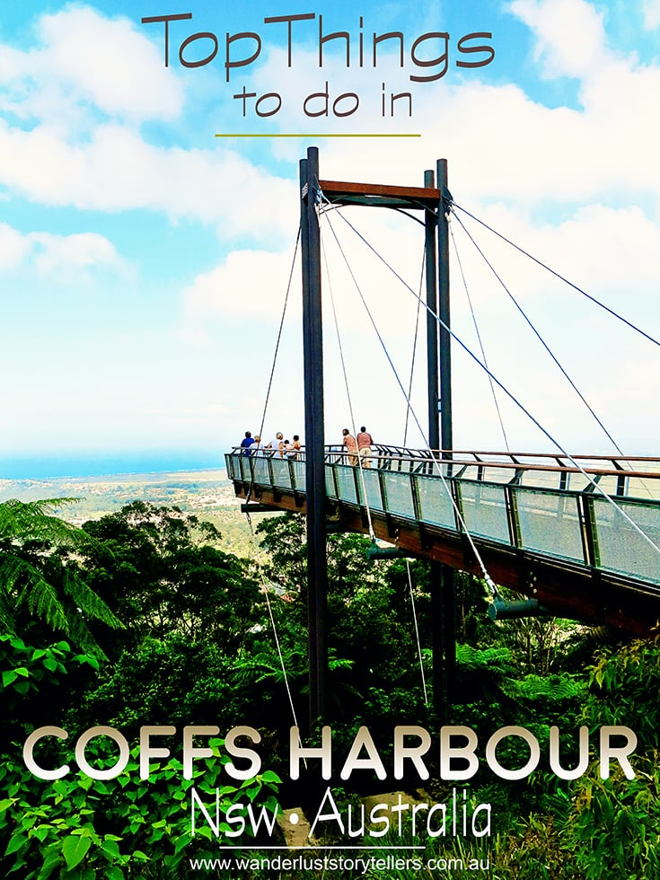 A comprehensive list of top things to do in Coffs Harbour, NSW, as well as a list of recommended Coffs Harbour Accommodation options.