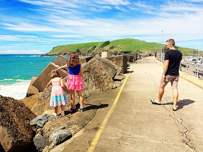 Coffs Harbour Points of Interest - The Jetty