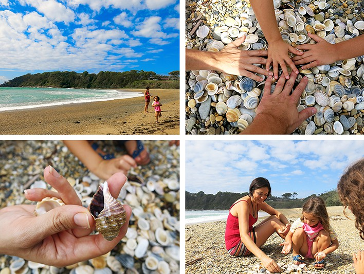 Things to do in Coffs Harbour - Charlesworth Bay Beach