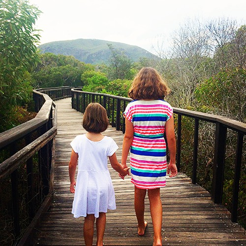 Coolum Boardwalk - Mount Coolum