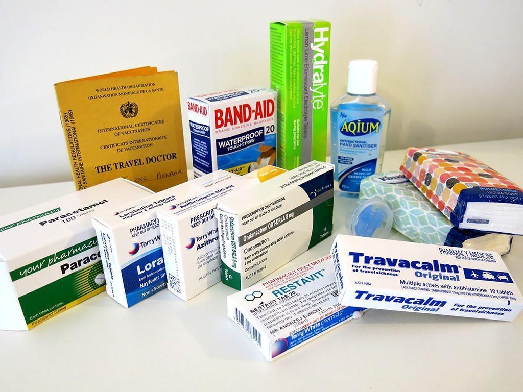 Baby Medication Kit