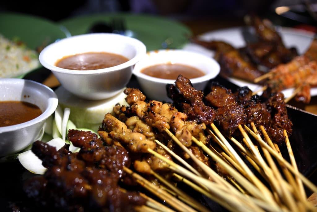 Singapore Satay BBQ