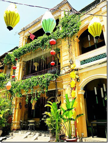 Charming buildings in Hoi An Ancient Town - Hoi An Old Town