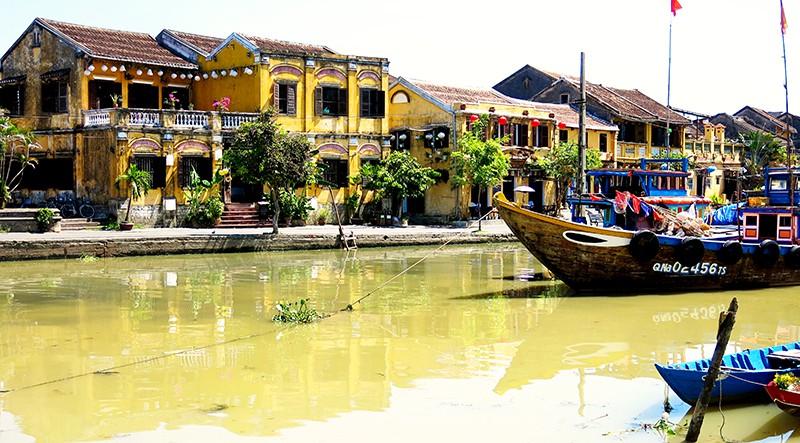 The Enchanting town of Lanterns - Hoi An Ancient Town