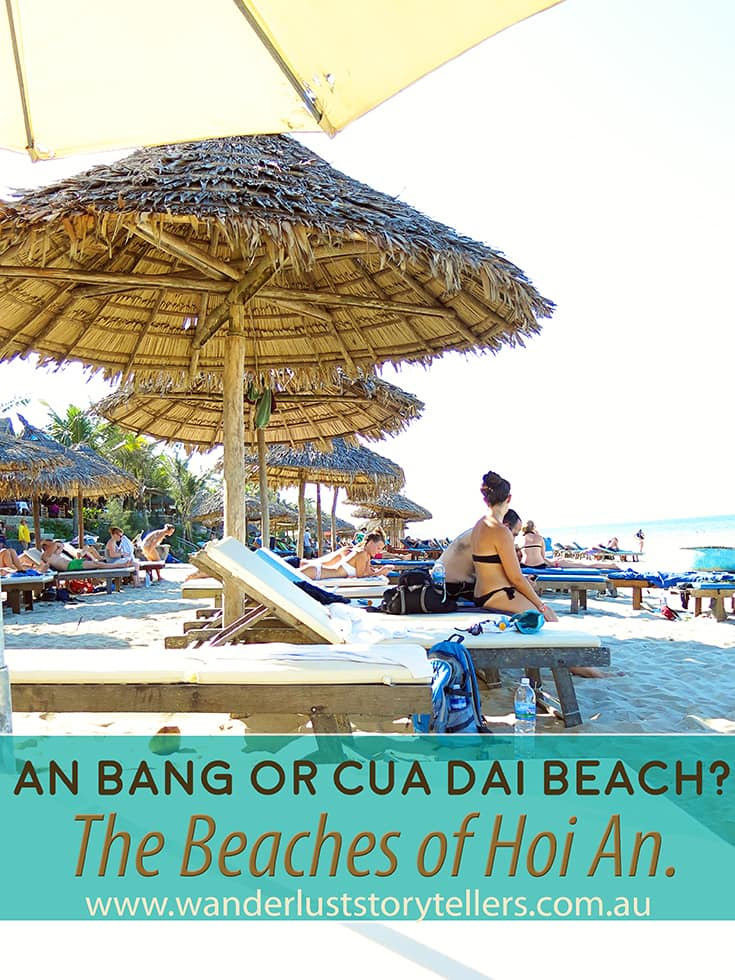 Hoi An Beach An Bang