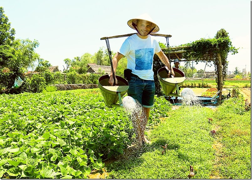 Hoi An Vegetable Village