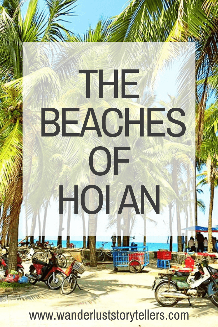The Best Beaches of Hoi An Vietnam