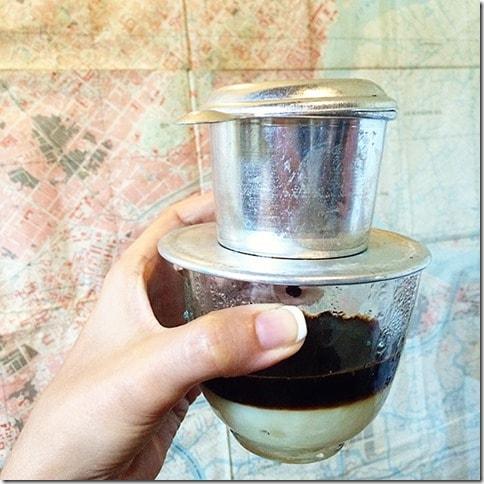 Vietnamese Coffee - Drip Coffee by Wanderlust Storytellers 2