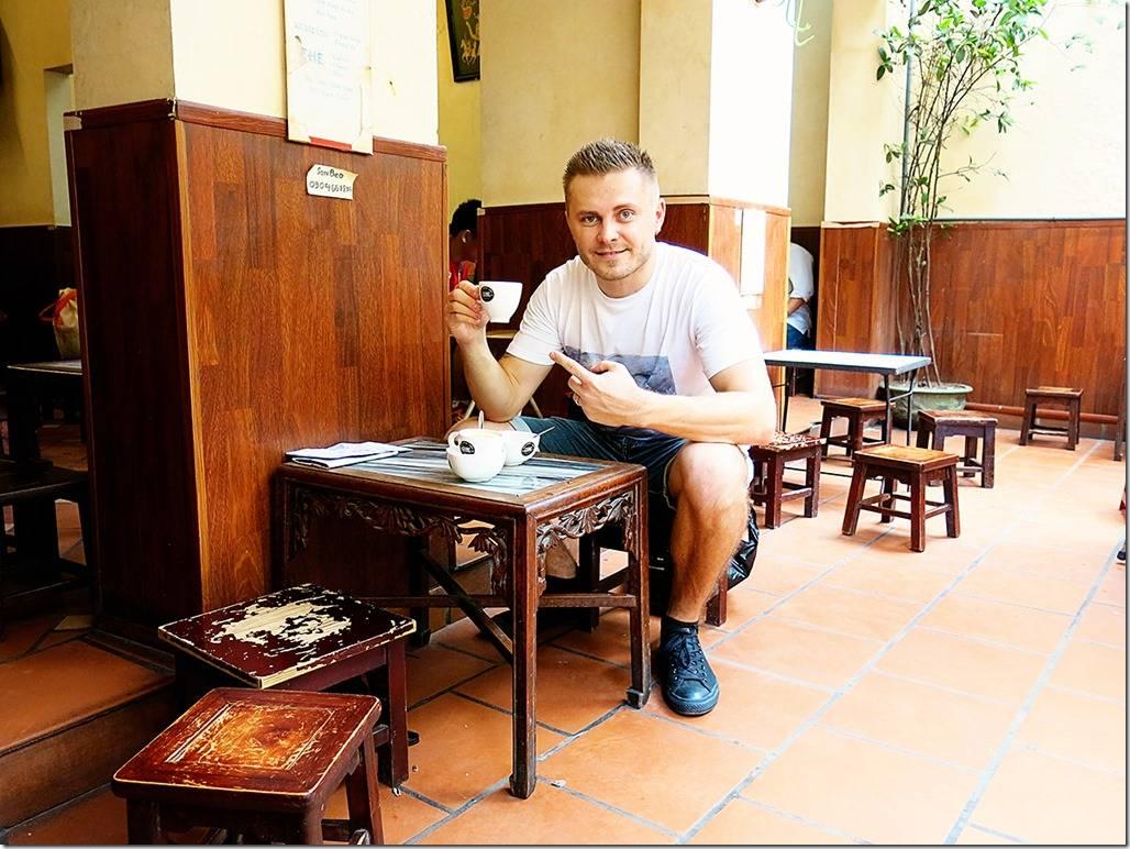 Vietnamese Coffee - Egg Coffee by Wanderlust Storytellers 2