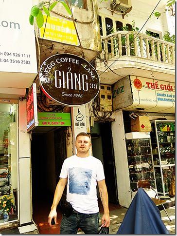 Vietnamese Coffee - Egg Coffee by Wanderlust Storytellers 3