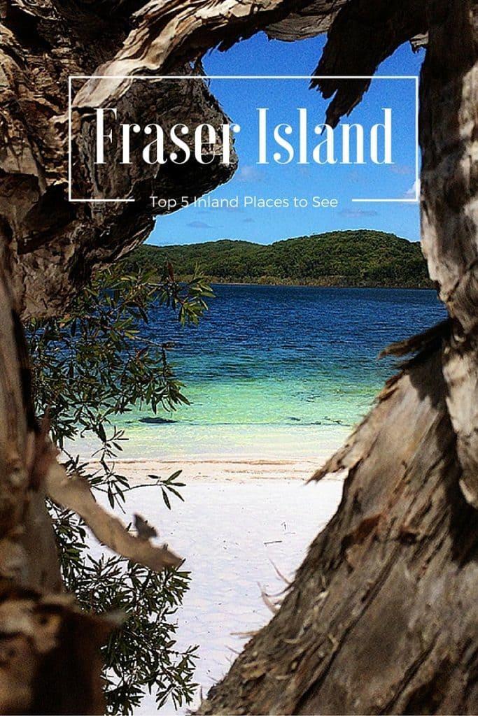 Fraser Island Pin 3