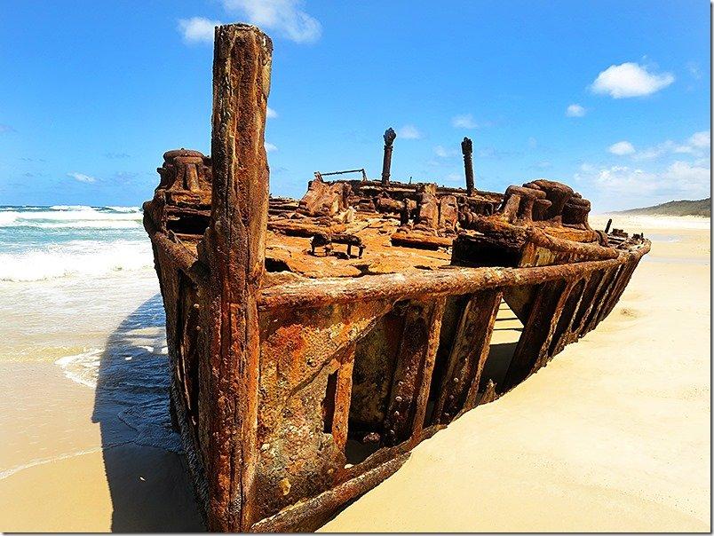 Fraser-Island-Queensland-Maheno-Shipwreck-2