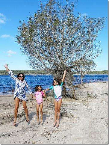 Lake-Boomanjin-Fraser-Island-1