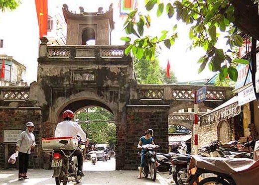 Tourist Hanoi Attractions