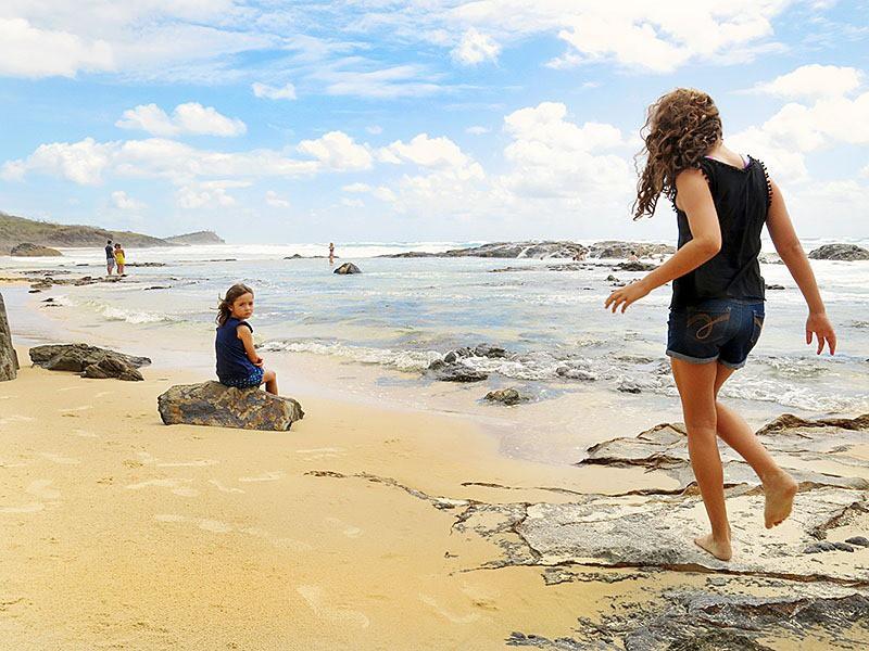 Fraser Island Wd Hire From Rainbow Beach