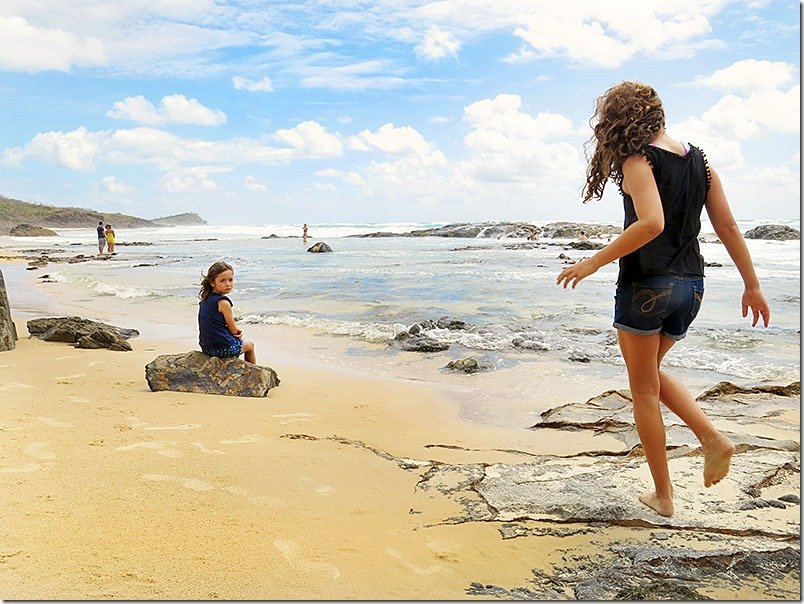 Fraser Island Wd Hire Rainbow Beach