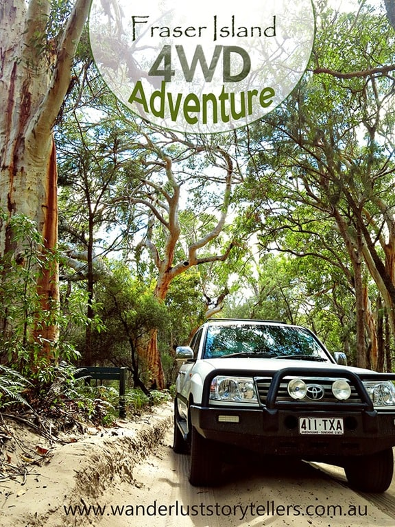 fraser island 4wd hire adventure the best way to explore. Black Bedroom Furniture Sets. Home Design Ideas