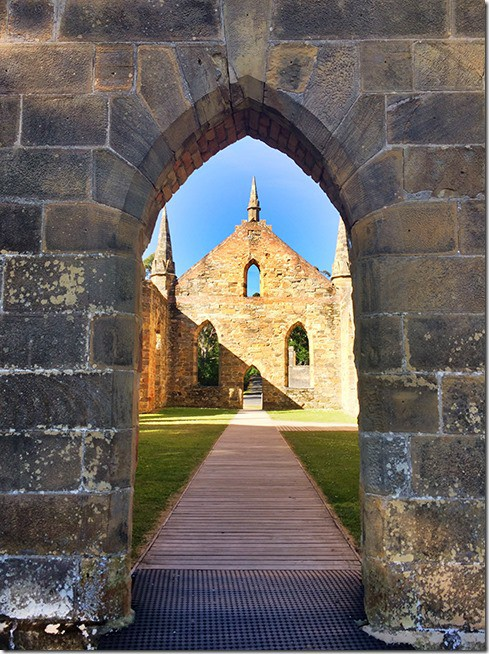 Port-Arthur-Historic-Sites-The-Church