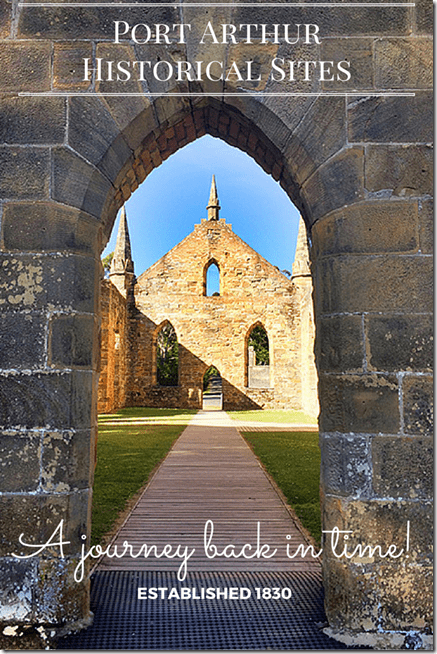 Port Arthur Historical Sites