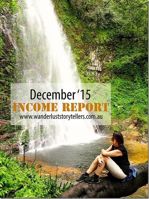Dec 15 Income Report