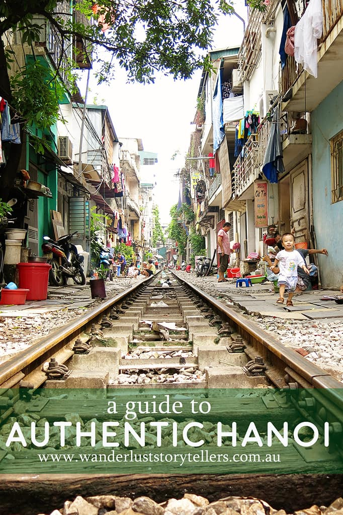 A guide to the more real and authentic things to do in Hanoi, Vietnam!  Step away from the Hanoi tourist attractions and discover the local way of life!  Click to read the button!
