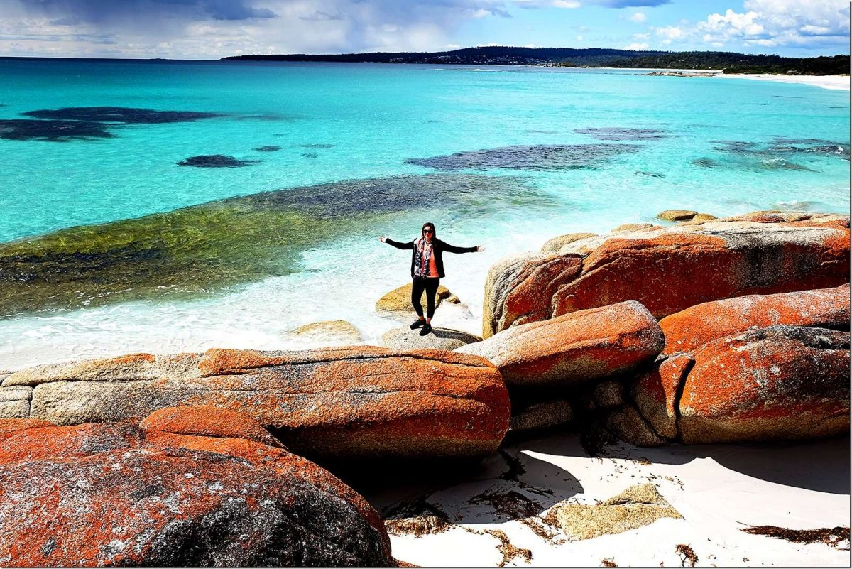 Cosy Corner North - Bay of Fires Tasmania