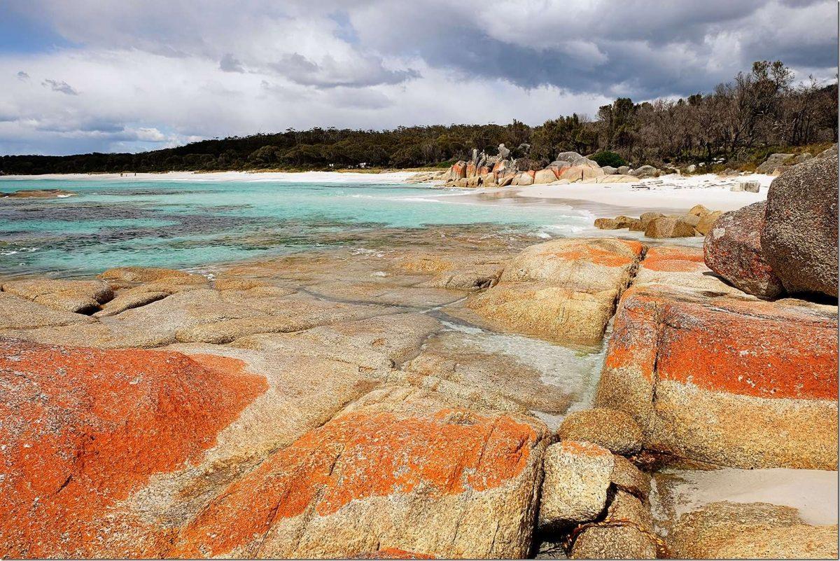 Bay of Fires Tasmania - Cosy Corner