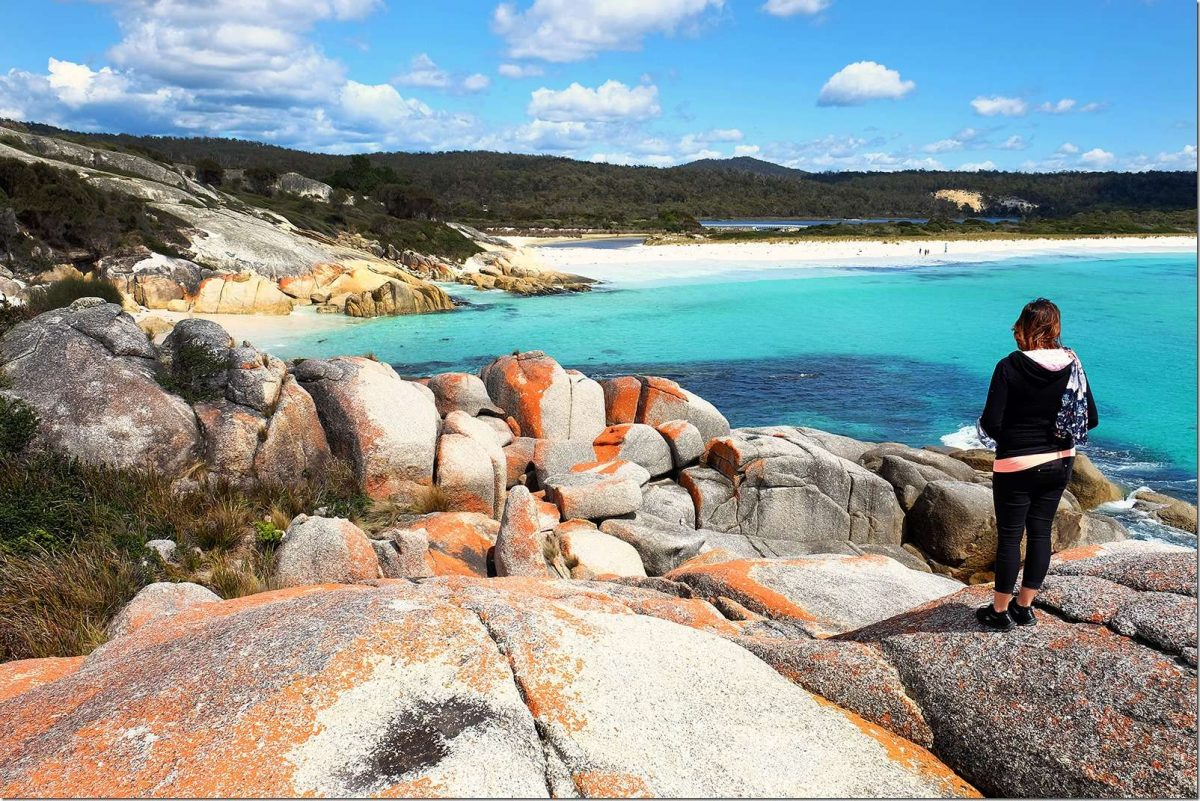 Things to do in Bay of Fires Tasmania