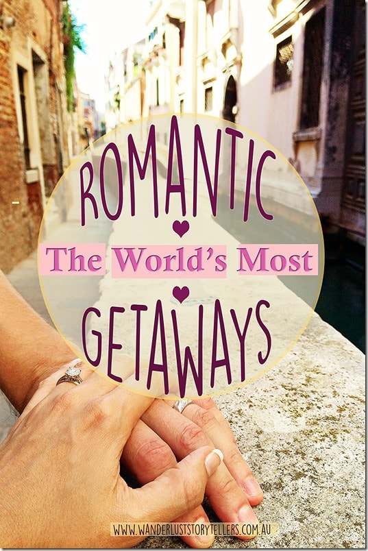Most Romantic Getaways Pin small