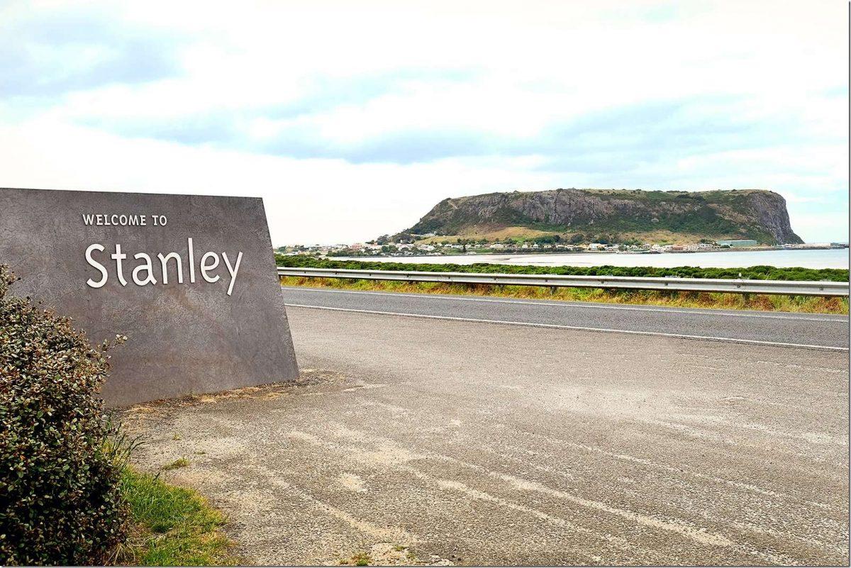 Stanley Tasmania - Stanley Nut