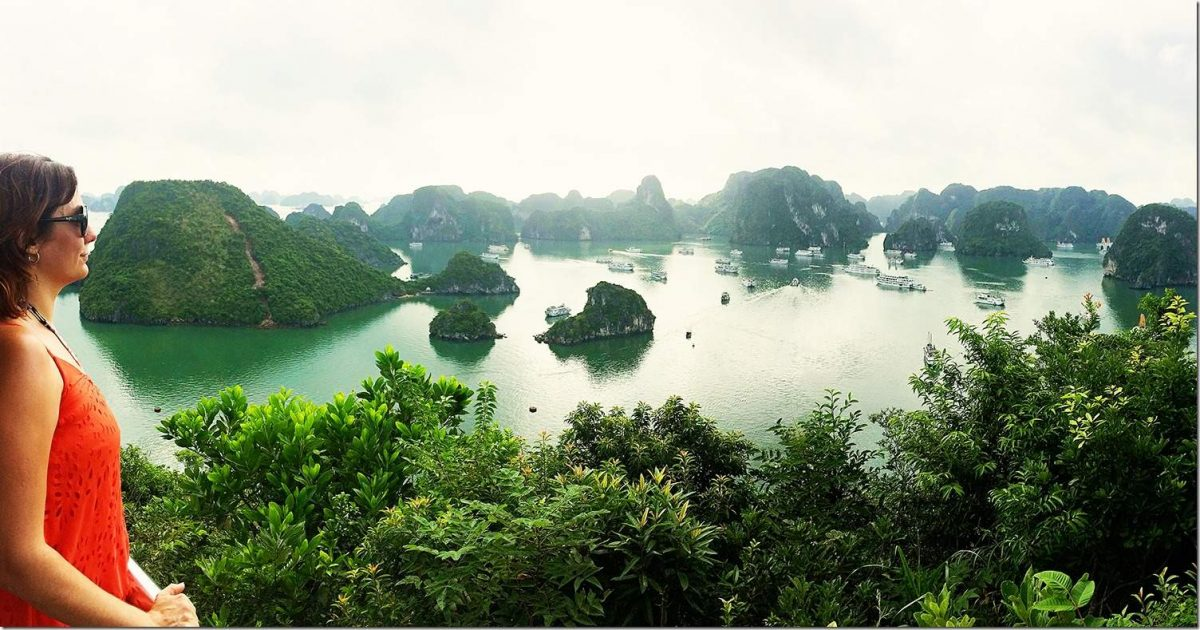 Travel to Vietnam - Ha Long Bay