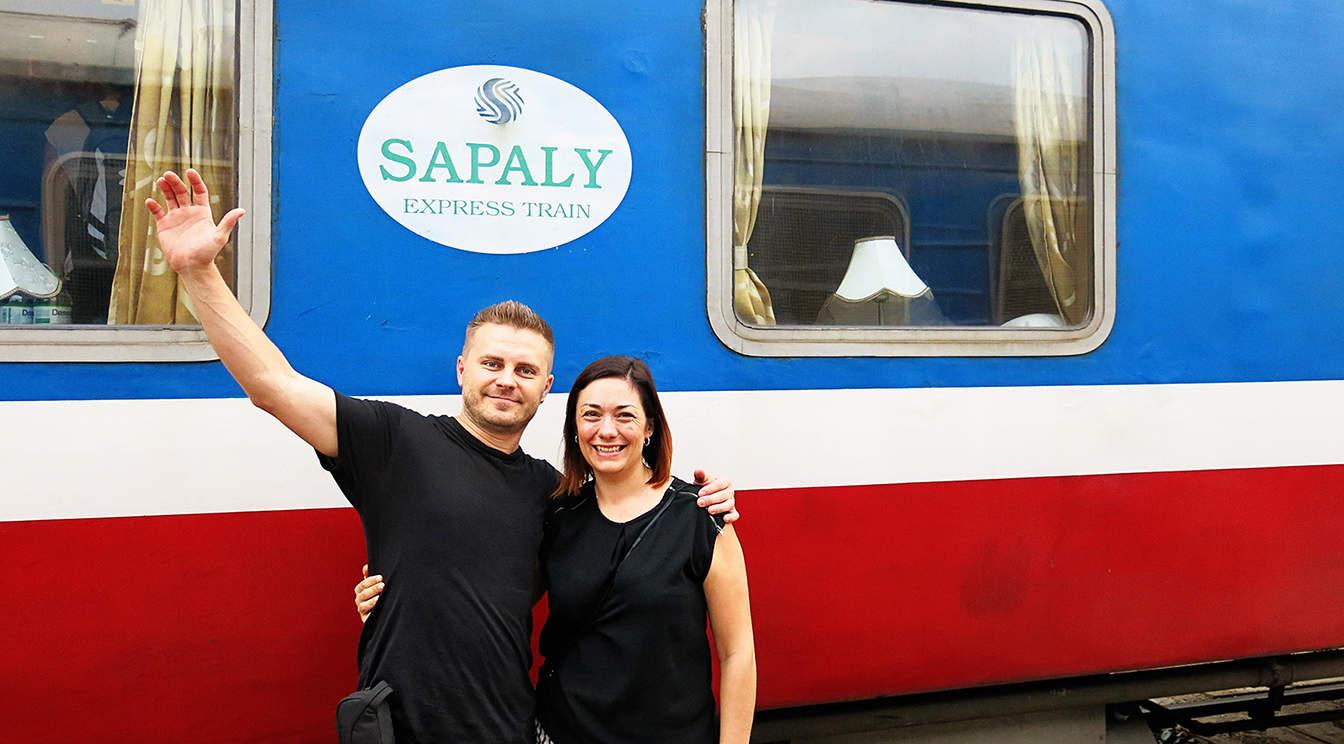 overnight train from hanoi to sapa