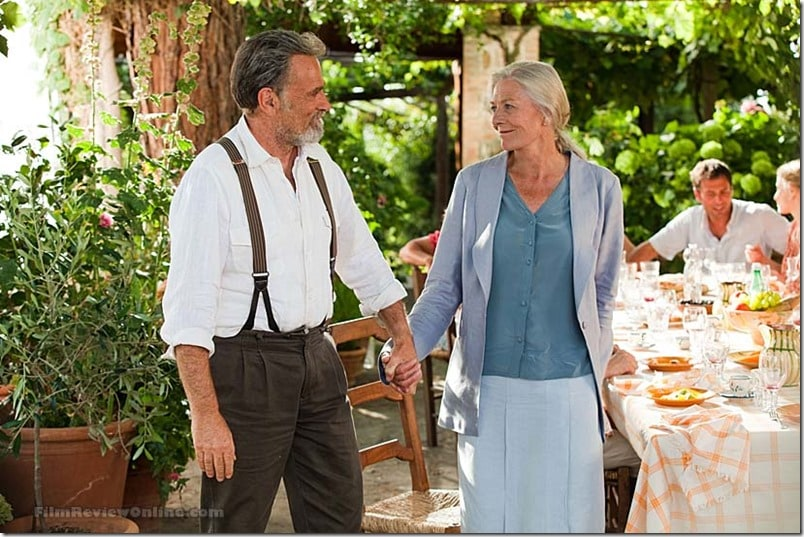 Travel Movies - Letters to Juliet